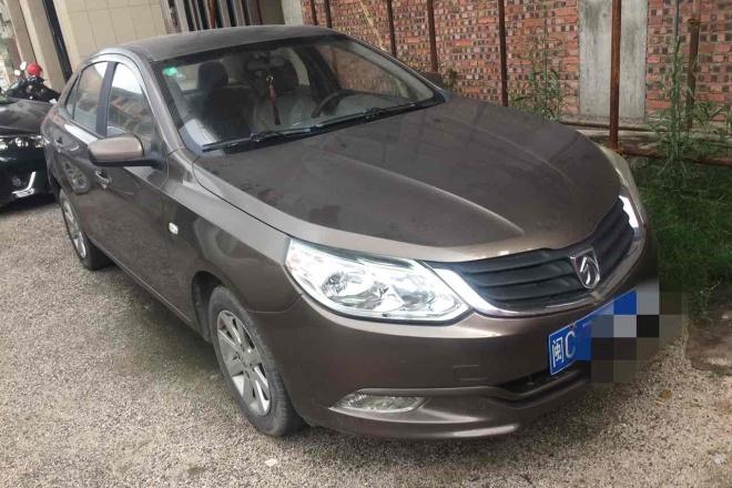 二手车2012款 宝骏630 1.5L 手动 标准型