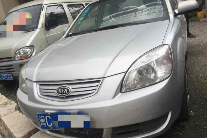 二手车2008款 锐欧 1.4L MT CNG