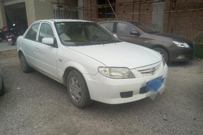 二手车2009款 海福星 手动标准版(GL)