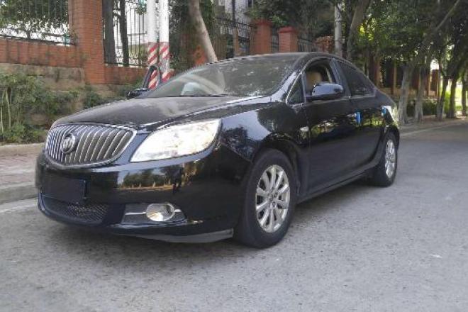 二手车2010款 英朗GT 1.6L 自动时尚版