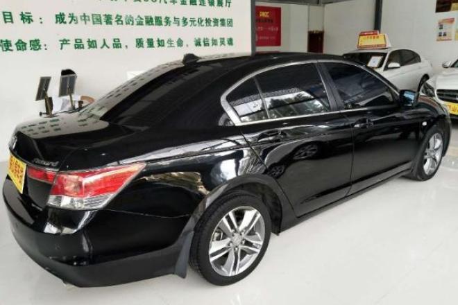 二手车2009款 雅阁 2.4L LX