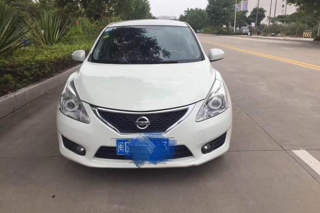二手车2014款 骐达 1.6L CVT XE 舒适型