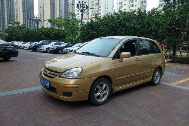 二手车2006款 利亚纳 两厢 1.6L 自动标准