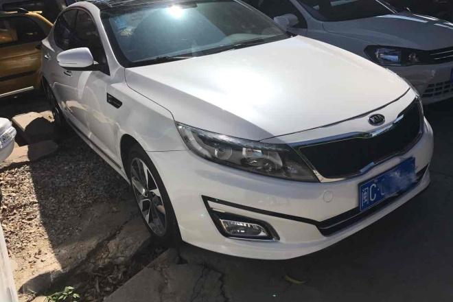 二手车2015款 起亚K5 2.0L 自动LUX
