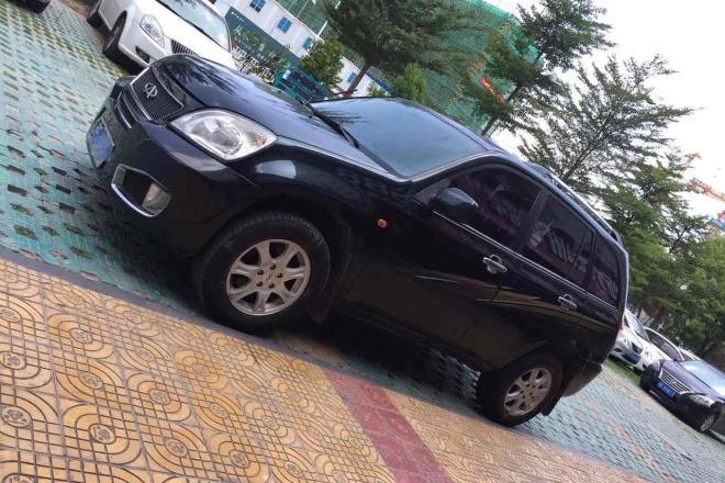二手车2010款 瑞虎 1.8 手动 豪华型前驱