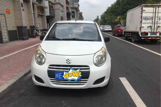 二手车2012款 奥拓 1.0L 手动 舒适型