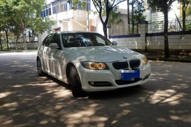 二手车2011款 宝马3系 320i 豪华型