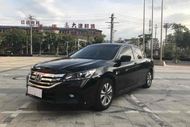莆田二手车2015款 雅阁 2.0L LX 舒适版