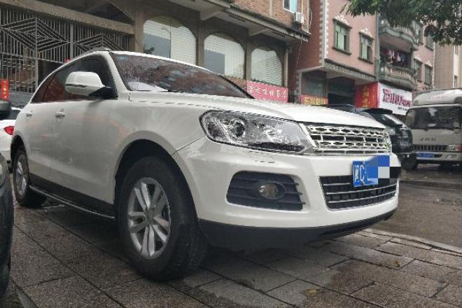 二手车2014款 众泰T600 1.5T 手动精英型
