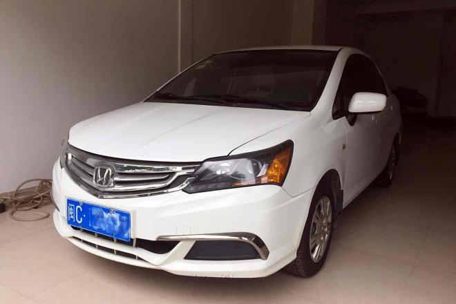 二手车2014款 理念S1 1.3L 自动舒适型