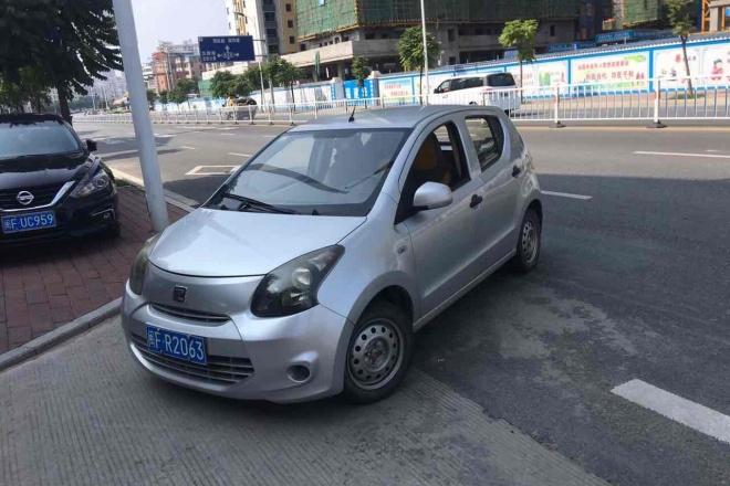 二手车2013款 众泰Z100 1.0L 舒适型