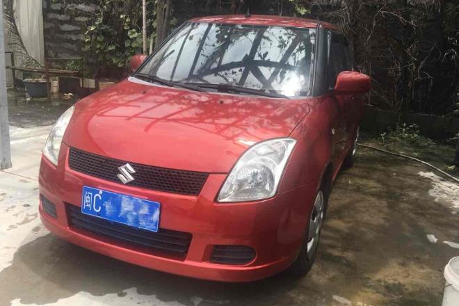 二手车2009款 雨燕 1.3L 手动 超值版