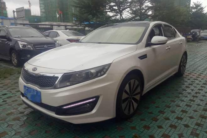 二手车2012款 起亚K5 2.0L 自动 Premium