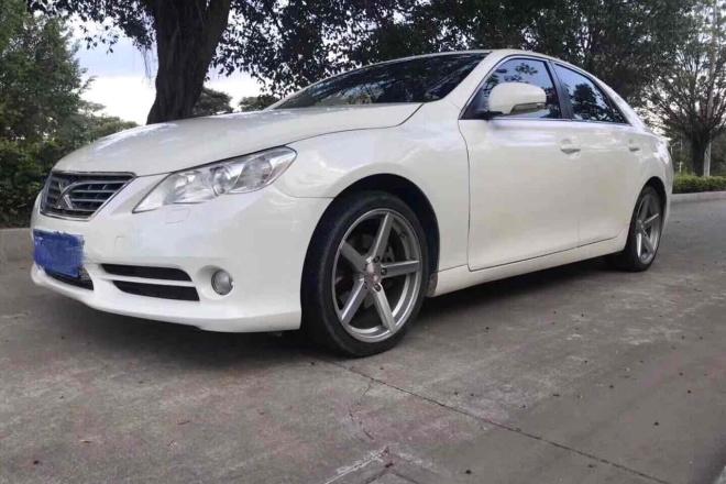 二手车2012款 锐志 2.5V 风度菁英版 炫装版