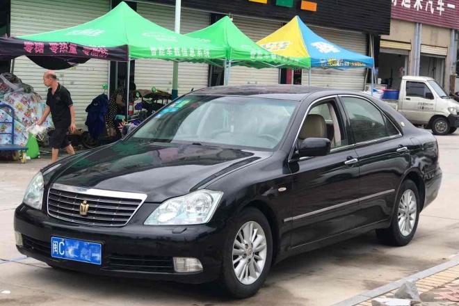 二手车2007款 皇冠 2.5L Royal 特别版