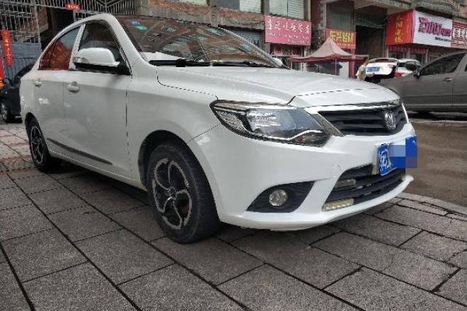 二手车2015款 悦翔V3 1.4L 手动温馨型 国IV