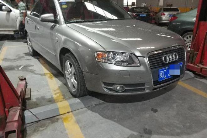 泉州二手车2008款 奥迪A4 1.8T 自动舒适型