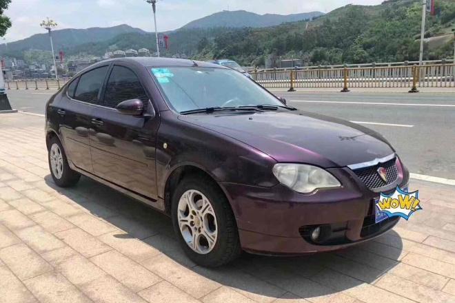 二手车2011款 莲花L3两厢 1.6L 自动 豪华型