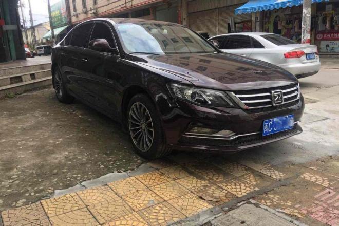 二手车2018款 众泰Z700 Z700H 1.8T 手动豪华型