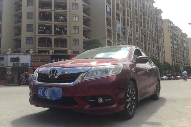 二手车2013款 凌派 1.8L 自动 豪华版