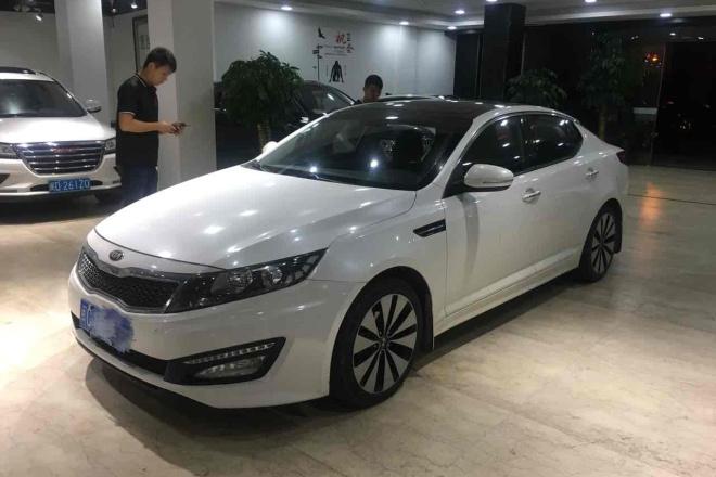 二手车2012款 起亚K5 2.0L 自动 DLX