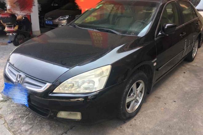 二手车2004款 雅阁 2.0L 自动 标准型
