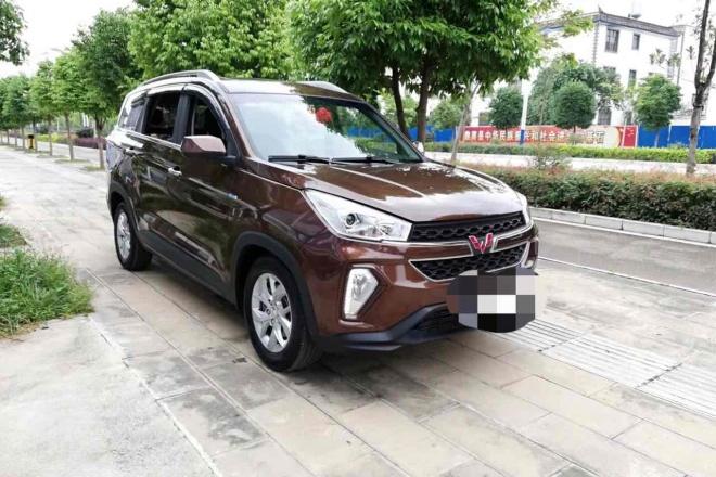 二手车2018款 五菱宏光S3 1.5T 手动豪华型