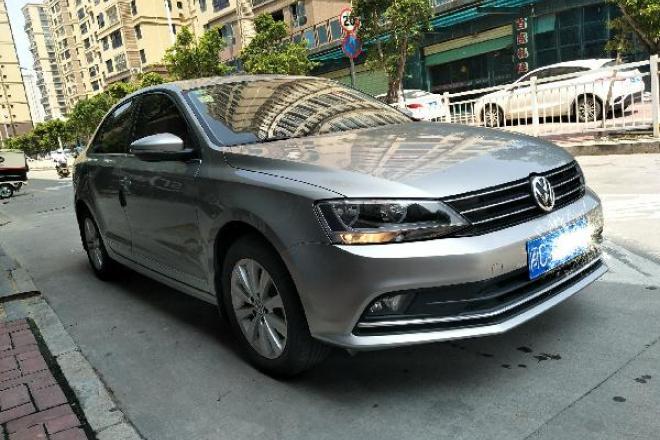 二手车2015款 速腾 1.6L 自动舒适型