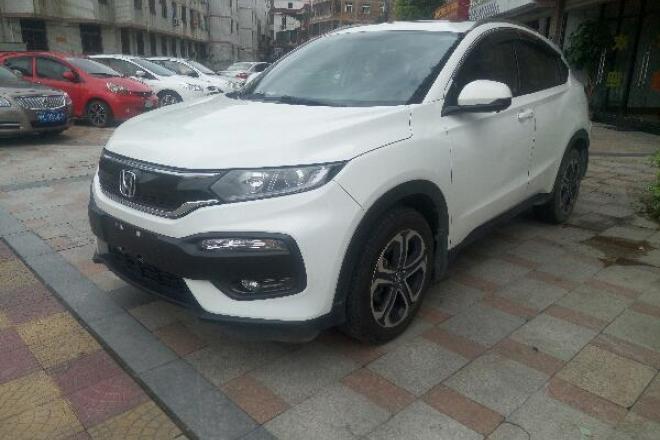 二手车2015款 本田XR-V 1.8L VTi CVT豪华版