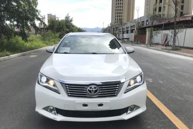 莆田二手车2013款 凯美瑞 2.0G 舒适版