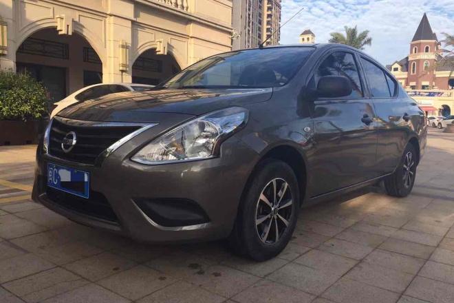 二手车2016款 阳光 1.5XE CVT领先版