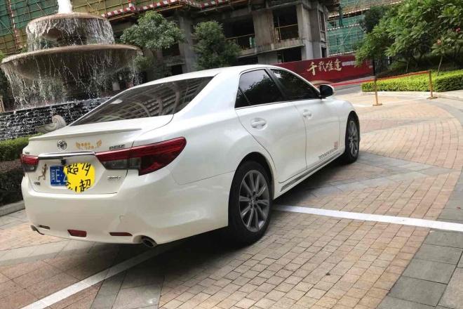 二手车2013款 锐志 2.5S 菁锐版