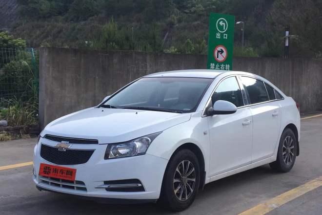 二手车2013款 科鲁兹 1.6 SE MT