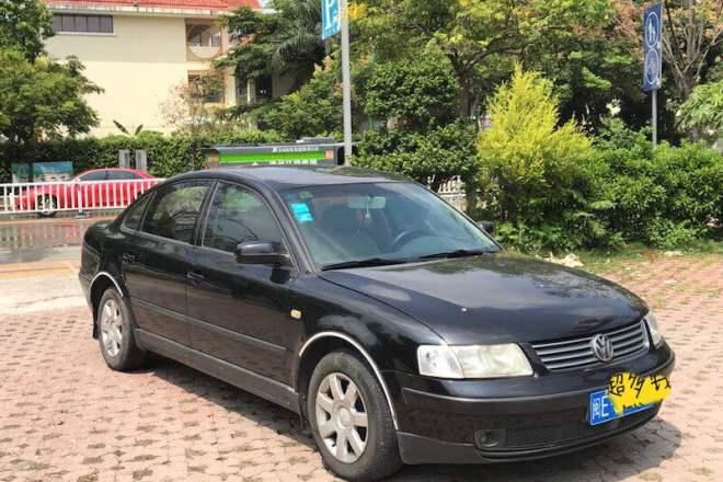 二手车2008款 帕萨特 2.0L 手动 经典型