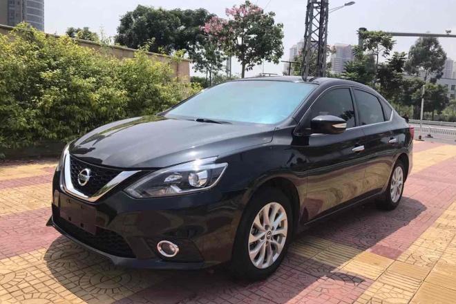 二手车2016款 轩逸 1.6XL CVT 尊享版