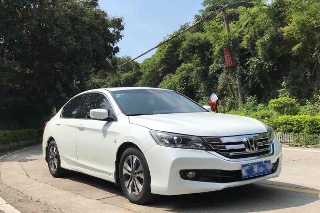 二手车2015款 雅阁 2.0L EX 豪华版