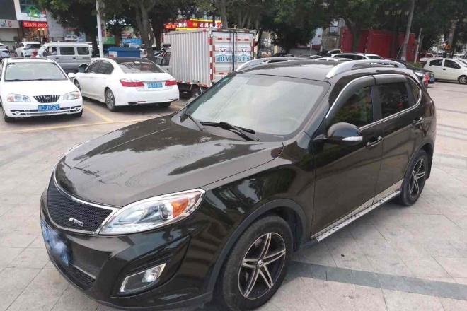 二手车2013款 传祺GS5 2.0L 自动两驱浅内特别版