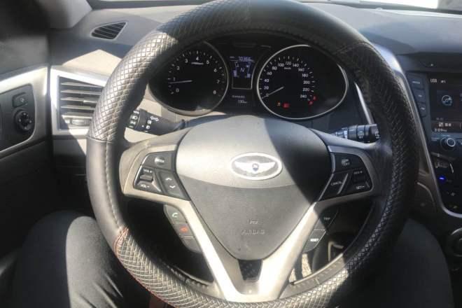 二手车2012款 飞思 1.6L 自动 豪华版