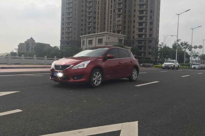 二手车2013款 骐达 1.6L CVT酷咖版