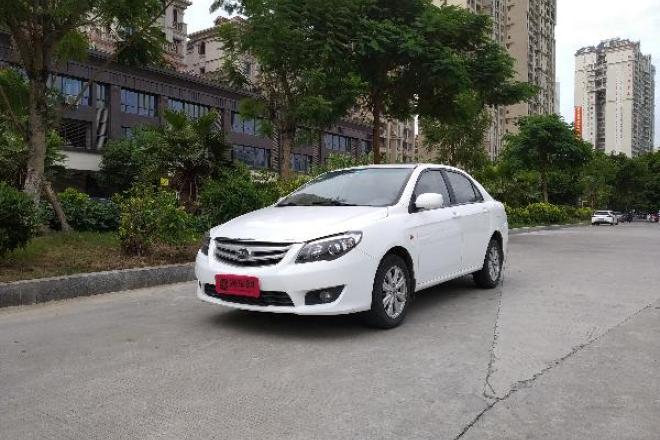 二手车2013款 比亚迪L3 1.5L 自动 舒适型