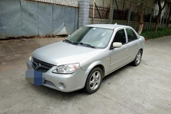 二手车2006款 福美来 DX 1.6自动舒适型