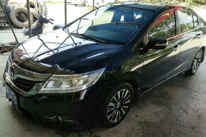 二手车2013款 凌派 1.8L 自动 舒适版