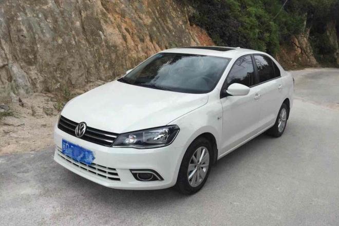 二手车2015款 捷达 1.6L 自动舒适型