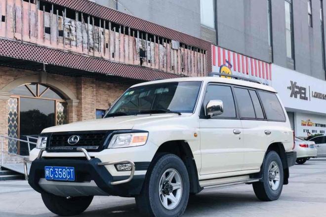 二手车2015款 猎豹Q6 2.0T 四驱版