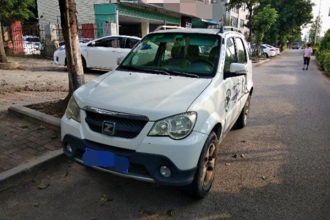 二手车2011款 众泰5008 1.3L 手动 标准型