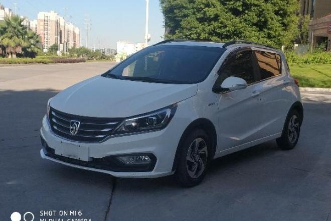 二手车2017款 宝骏310 1.5L 自动豪华型