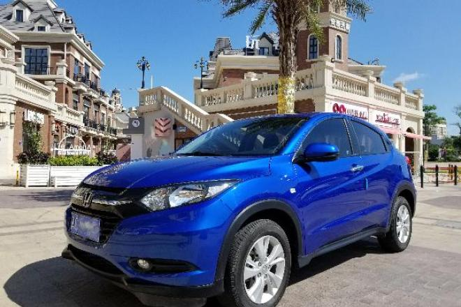 二手车2015款 缤智 1.5L CVT两驱舒适型