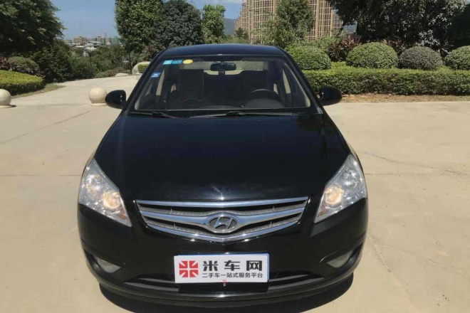 二手车2011款 悦动 1.6L GL 自动舒适型