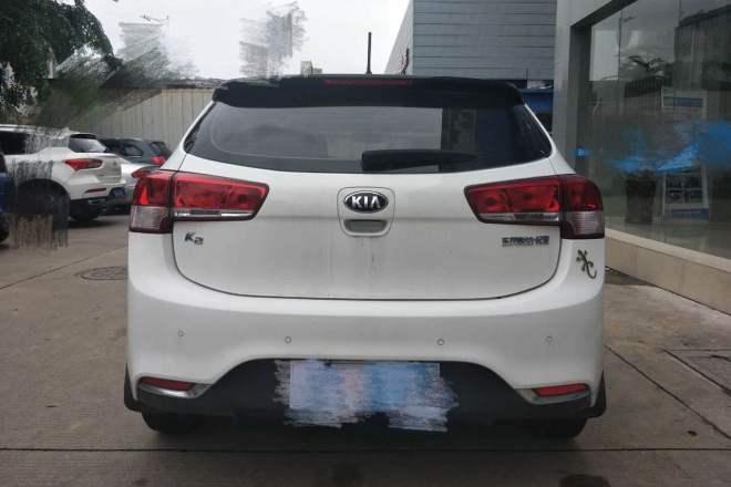 二手车2015款 起亚K2 两厢 1.4L AT GLS炫酷版