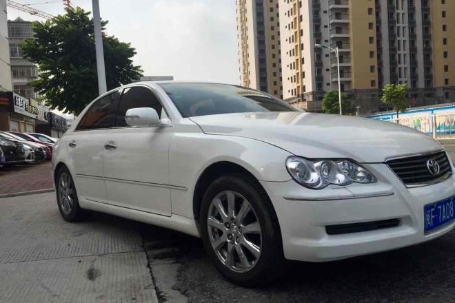 二手车2010款 锐志 2.5V 风度菁英版